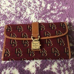 New Dooney & Bourke Wallet
